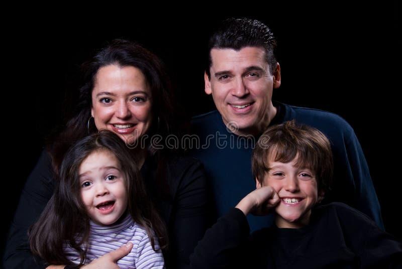 rodzina obraz royalty free
