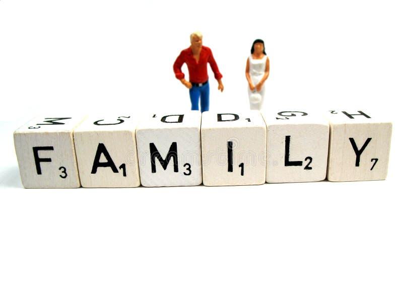 rodzina obrazy stock