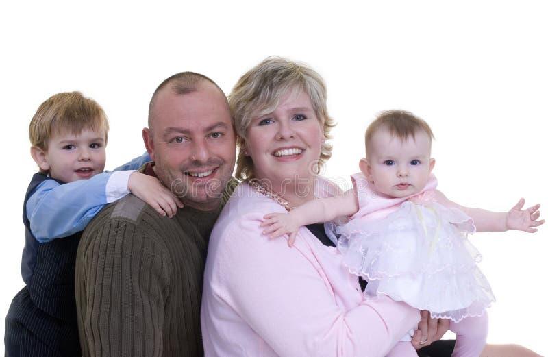 Download Rodzina obraz stock. Obraz złożonej z partnery, dzieciak - 6287635