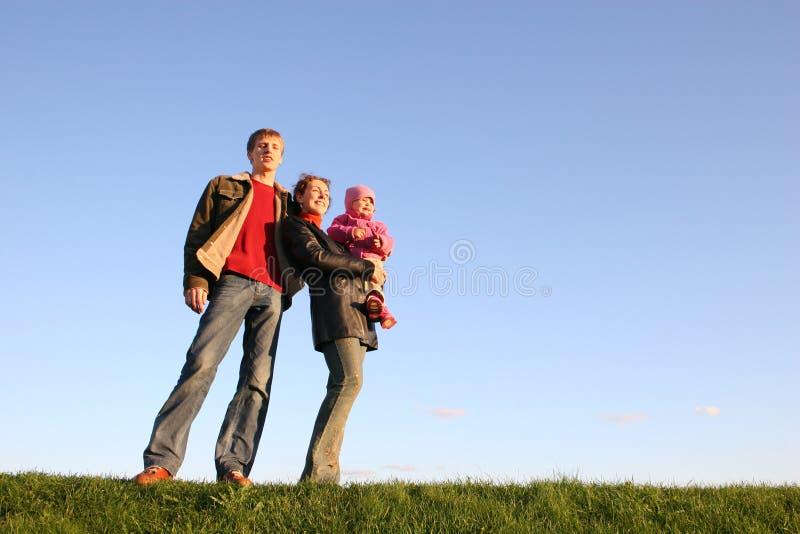 rodzina, dzieci zdjęcia stock