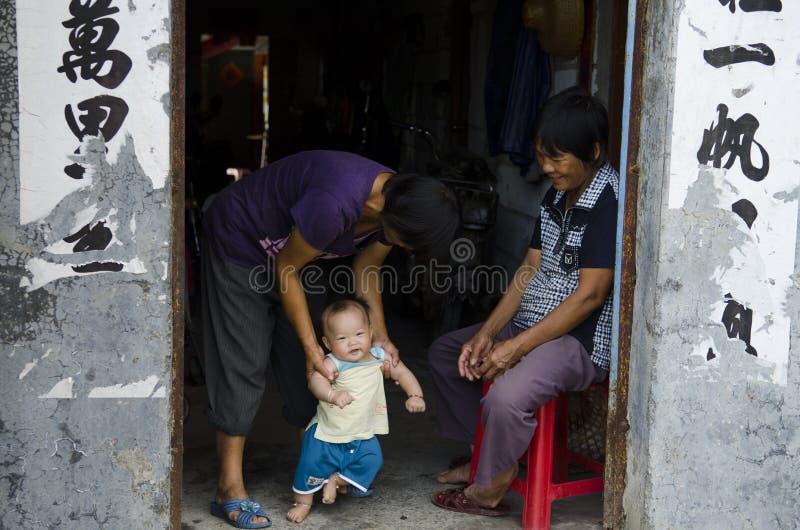 Rodzina i więź zdjęcie stock