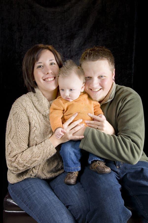 rodzinni potomstwa zdjęcia stock