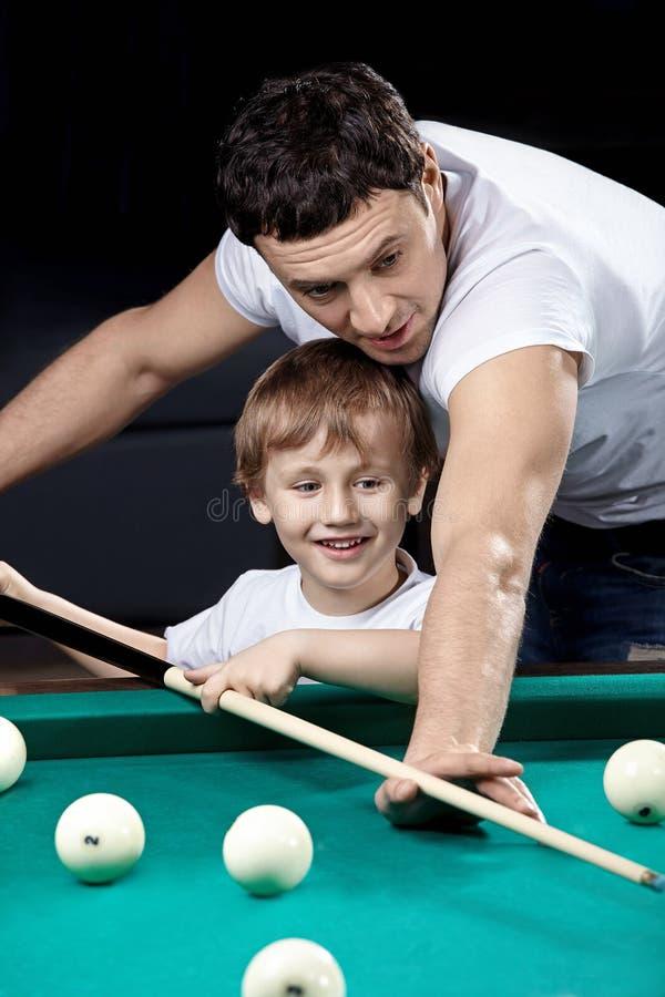 rodzinni sporty obraz royalty free