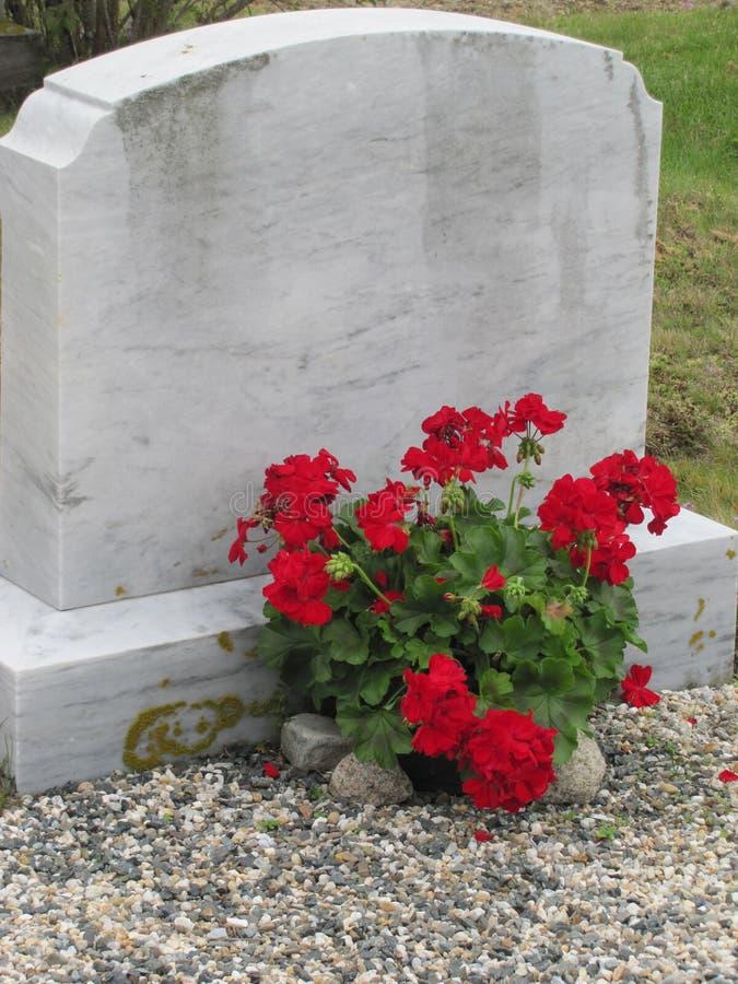 Rodzinny gravestone zdjęcia royalty free