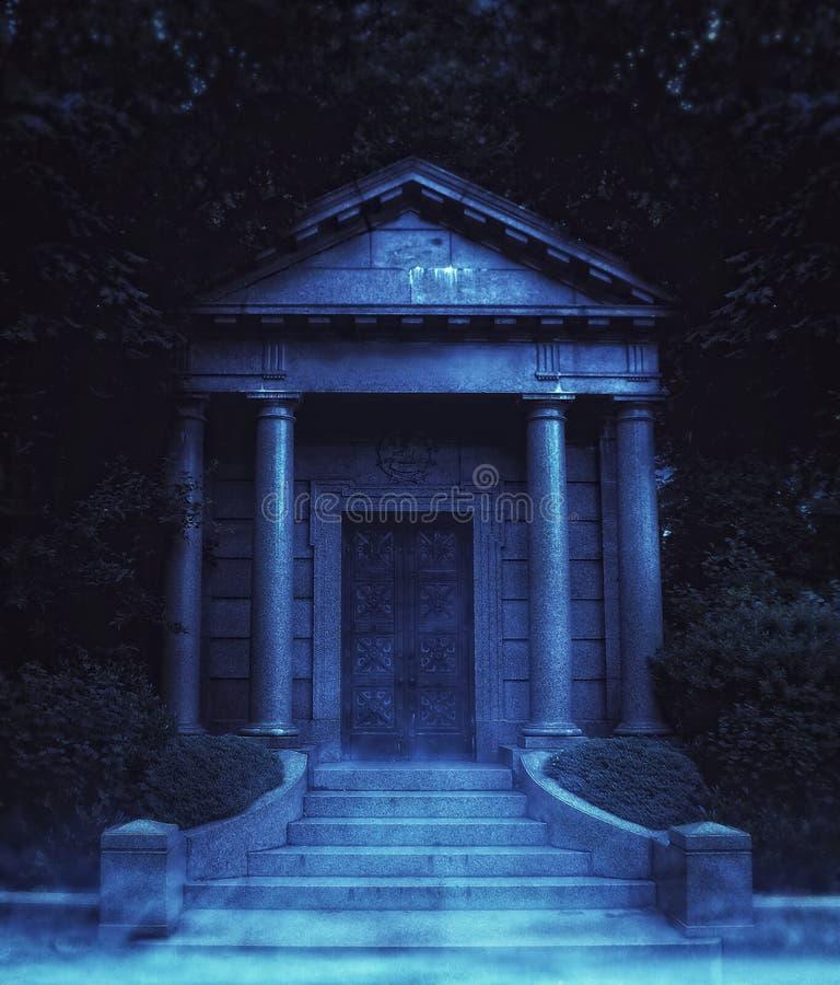 Rodzinny grobowiec zdjęcie royalty free
