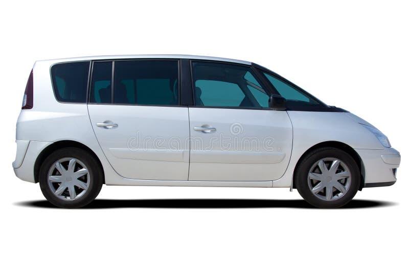 rodzinny samochód dostawczy obrazy royalty free