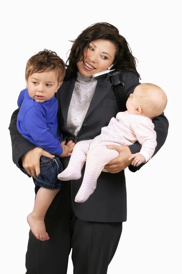 Download Rodziny kariery żonglować zdjęcie stock. Obraz złożonej z ludzie - 37966