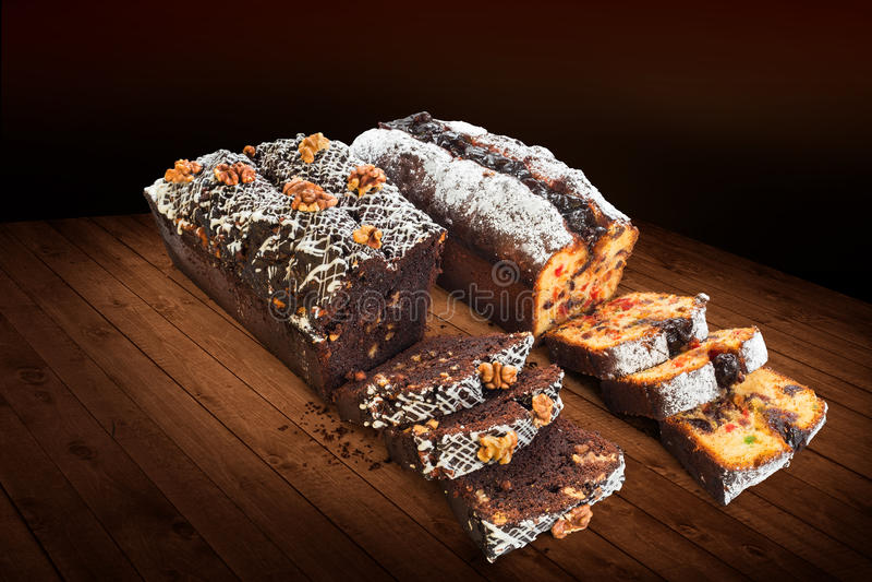 Roemeens traditioneel biscuitgebak stock afbeelding