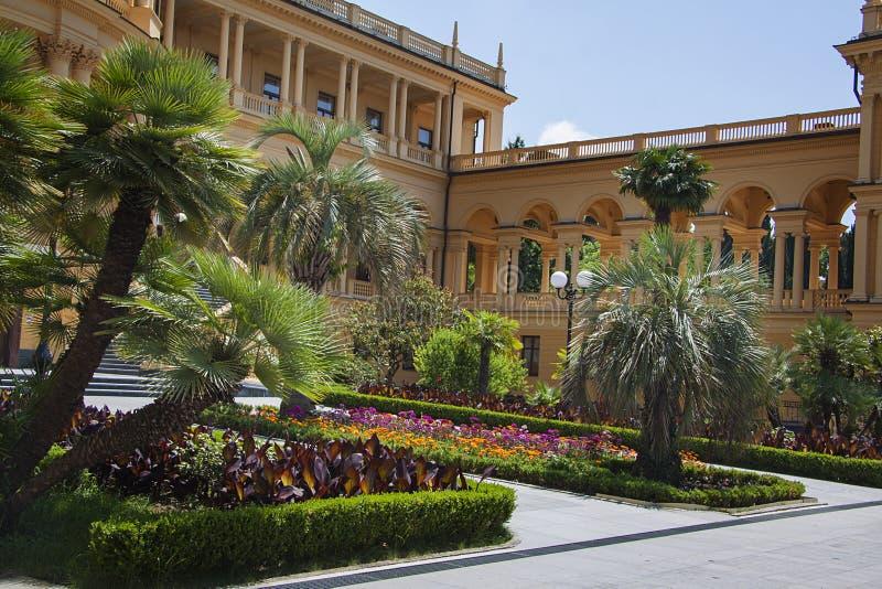 Roemeense Villa stock afbeelding