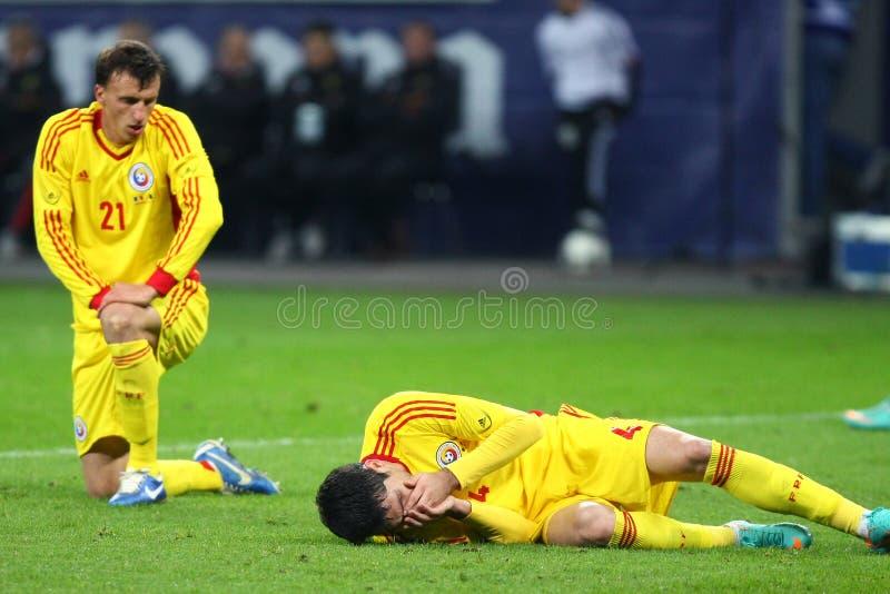 Roemenië België stock foto's