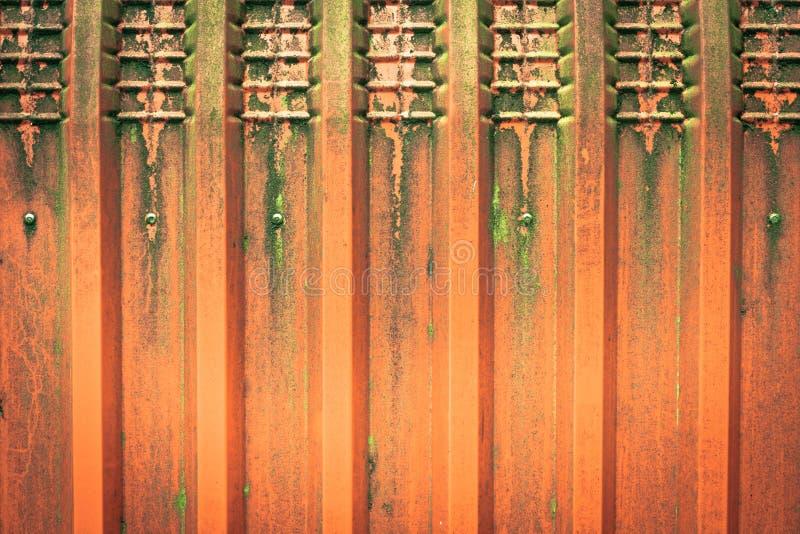 Rood metaal stock afbeeldingen