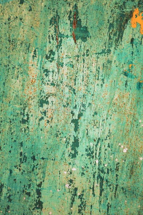 Roestige metaal geweven achtergrond stock afbeelding