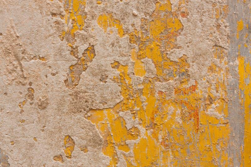Roestige metaaltextuur - grunge oude textuur metaal royalty-vrije stock foto