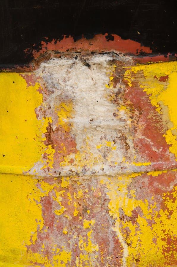 Roestige Oppervlakte stock afbeelding