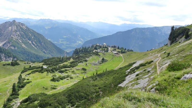 Rofan, Achensee, Tirol Áustria fotos de stock