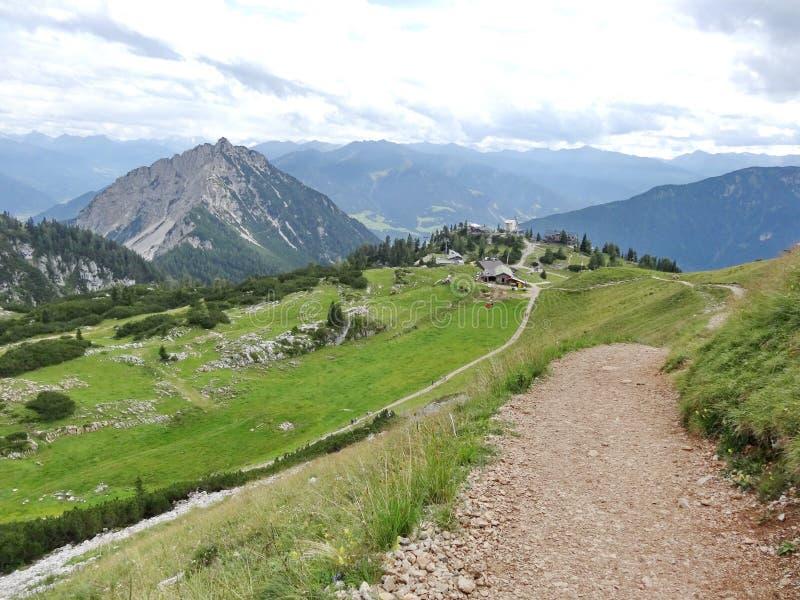 Rofan, Achensee, Tirol Áustria foto de stock royalty free
