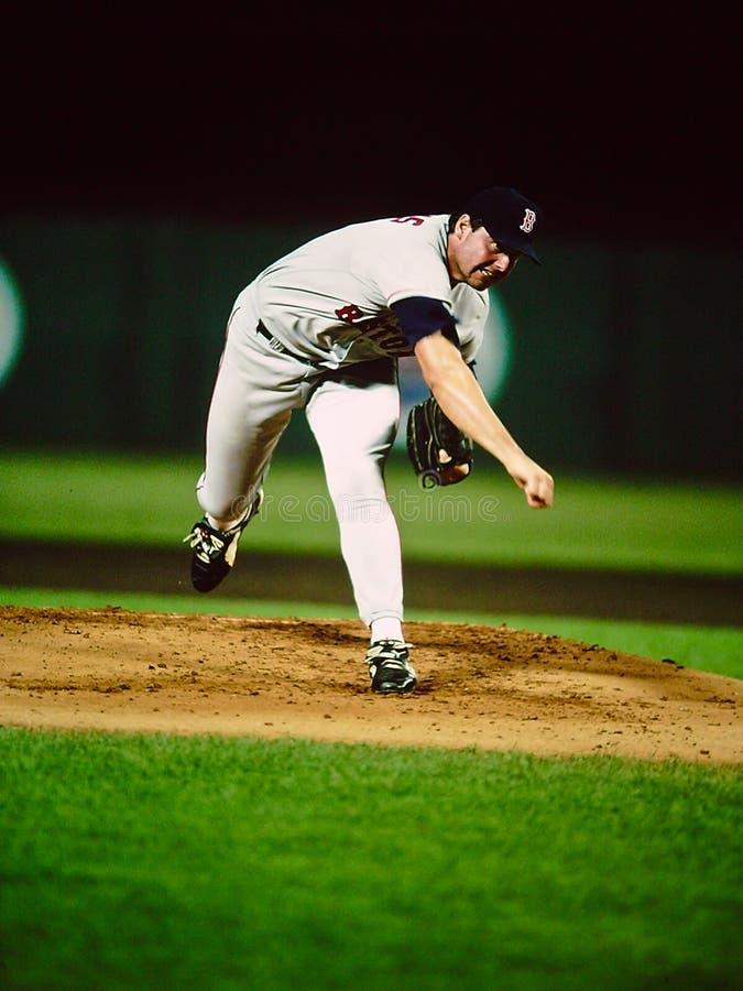 Rogelio Clemens Boston Red Sox fotos de archivo