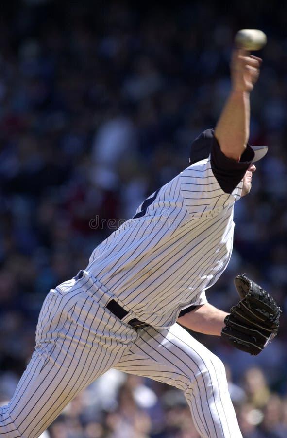 Roger Clemens New York Yankees photo libre de droits