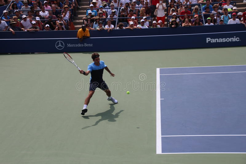Roger Federer royalty free stock photography