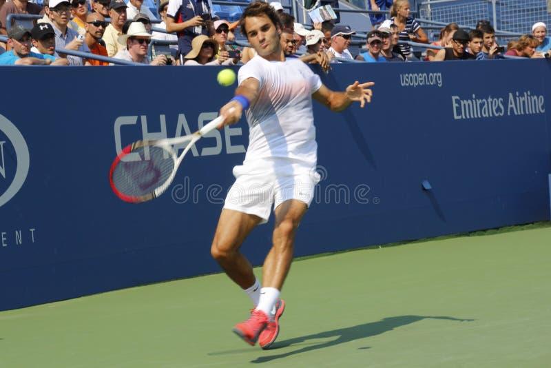 Roger Federer immagini stock libere da diritti