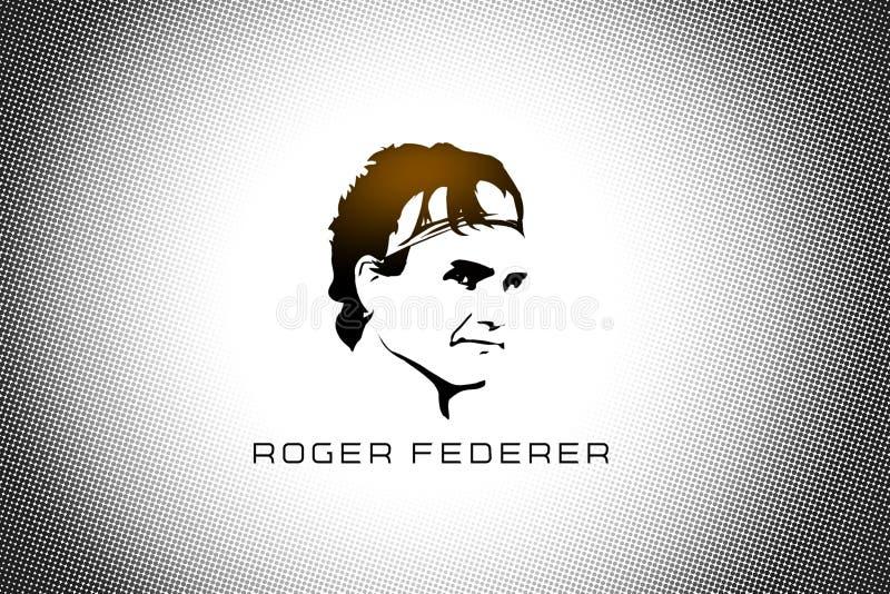 Roger Federer Stock Illustrations 5 Roger Federer Stock