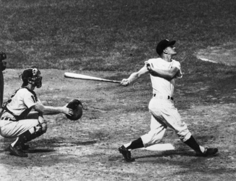 Roger Maris New York Yankees fotografering för bildbyråer