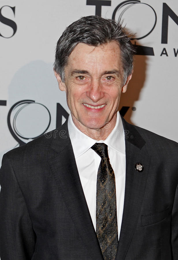 Roger Rees stock foto's