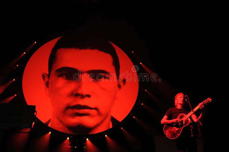 Roger Waters image stock