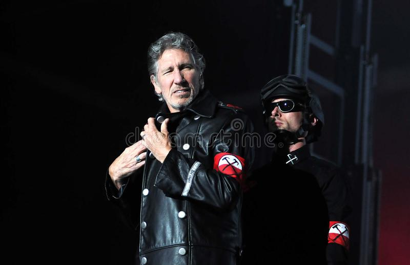 Roger Waters image libre de droits