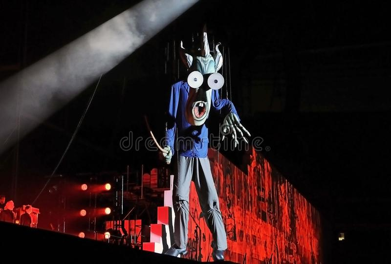 Roger Waters photo stock