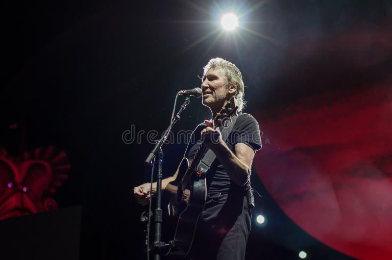 Roger Waters fotografie stock libere da diritti