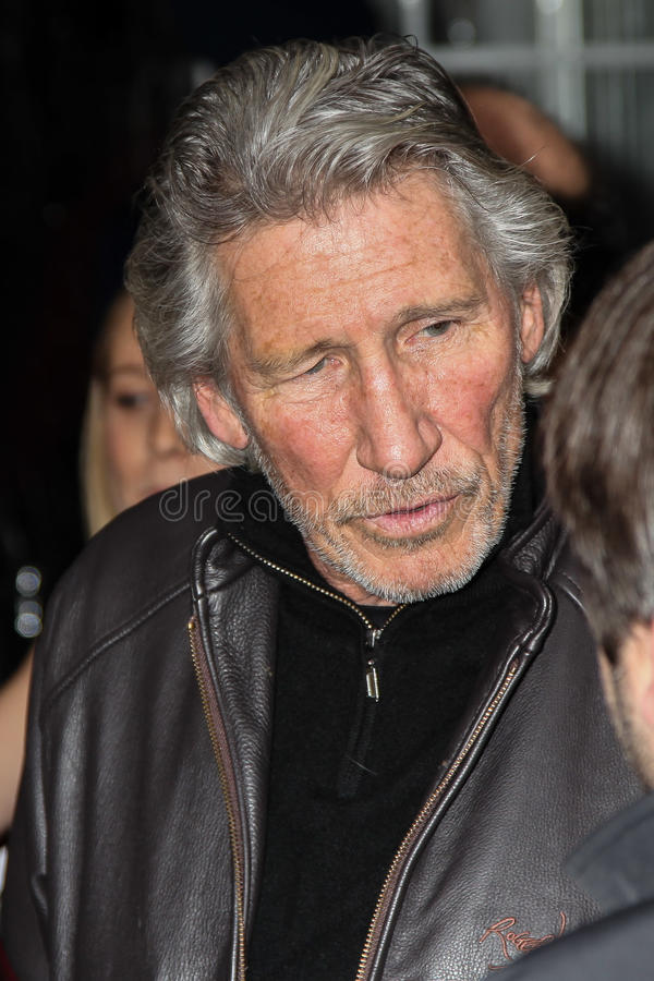 Roger Waters images libres de droits