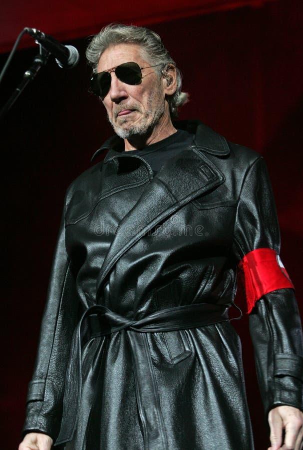 Roger Waters exécute de concert photos libres de droits