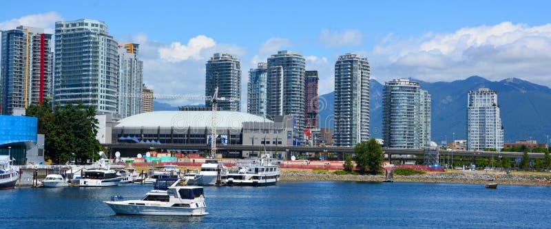 Rogers Arena fotografie stock