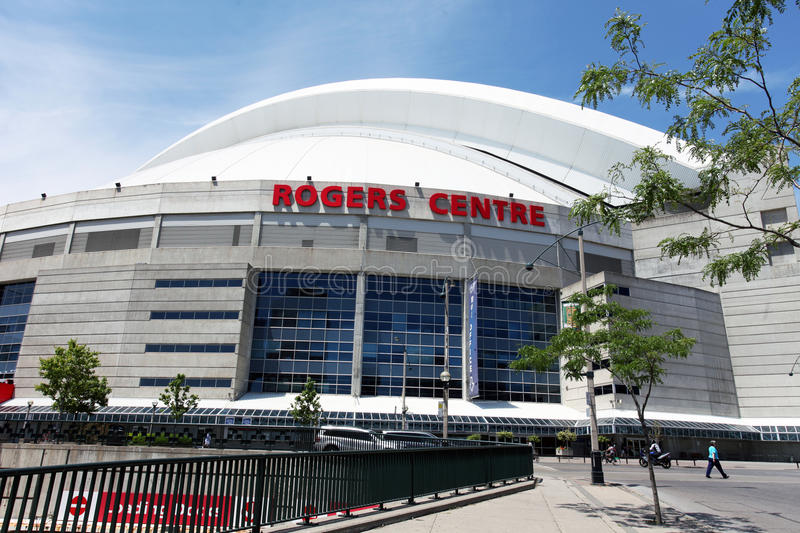 Download Rogers Centre editorial photo. Image of competition, purpose - 22831831