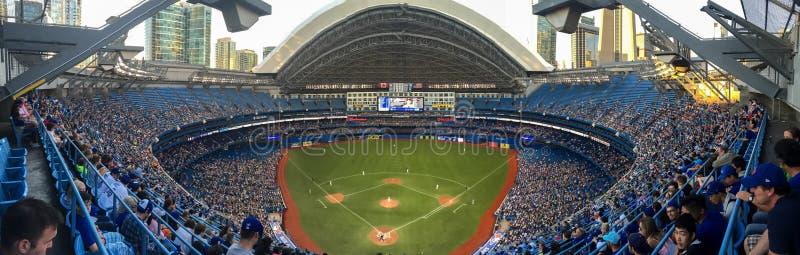 Rogers Centre in Toronto Canada stock photo