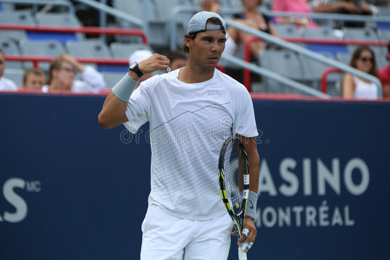 Rogers filiżanka Novak Djokovic fotografia stock