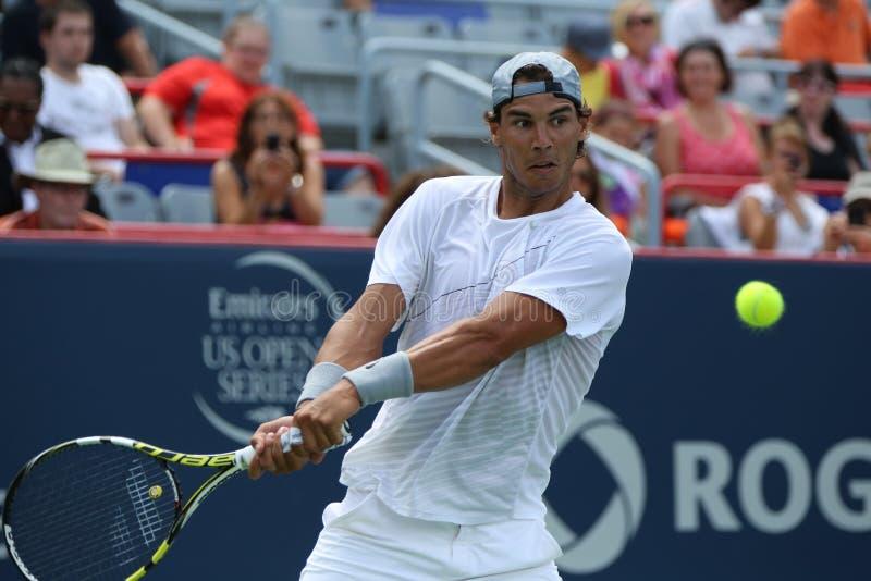 Rogers filiżanka Novak Djokovic zdjęcia stock