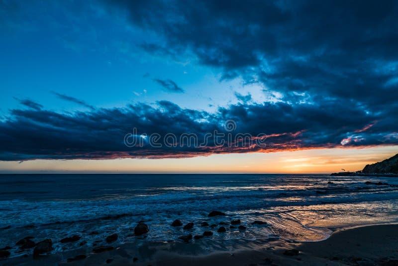 Rogers State Beach imagem de stock