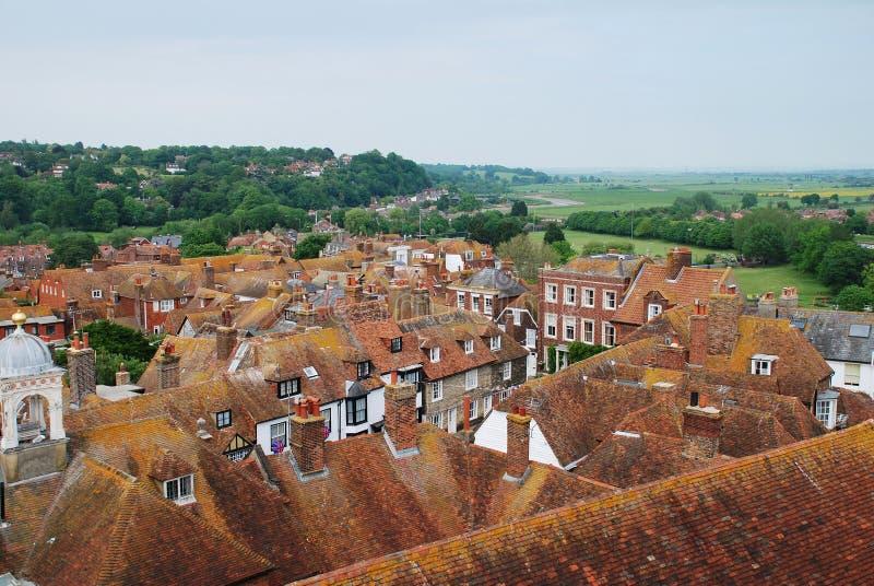 Rogge, Engeland stock fotografie