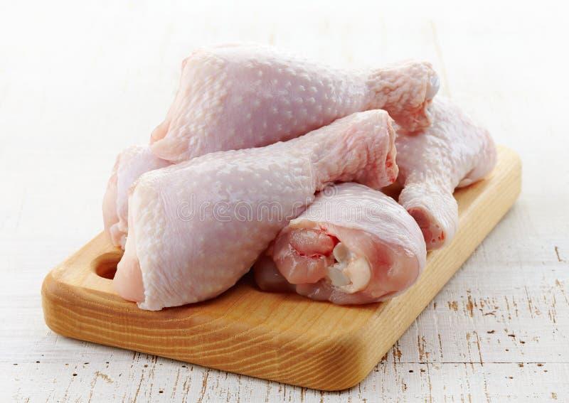 Rohe Hühnerbeine lizenzfreie stockfotografie