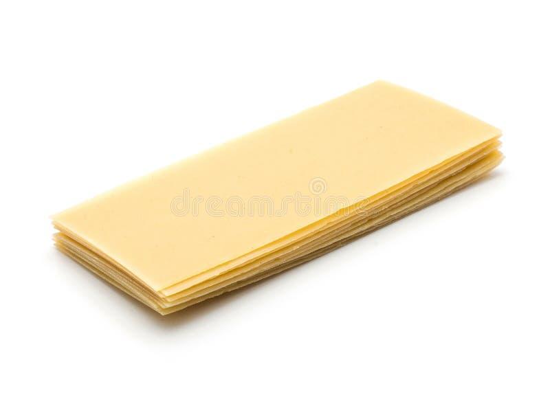Rohe Lasagne stockbilder