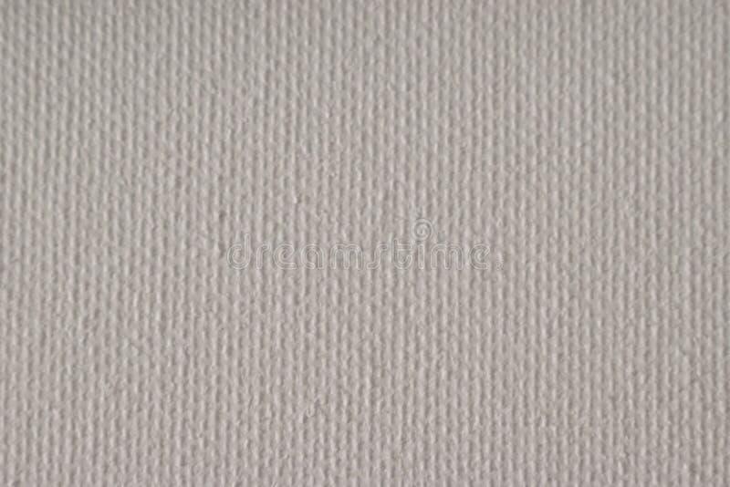 Rohe weiße Segeltuch-Nahaufnahme-Beschaffenheit stockfotografie