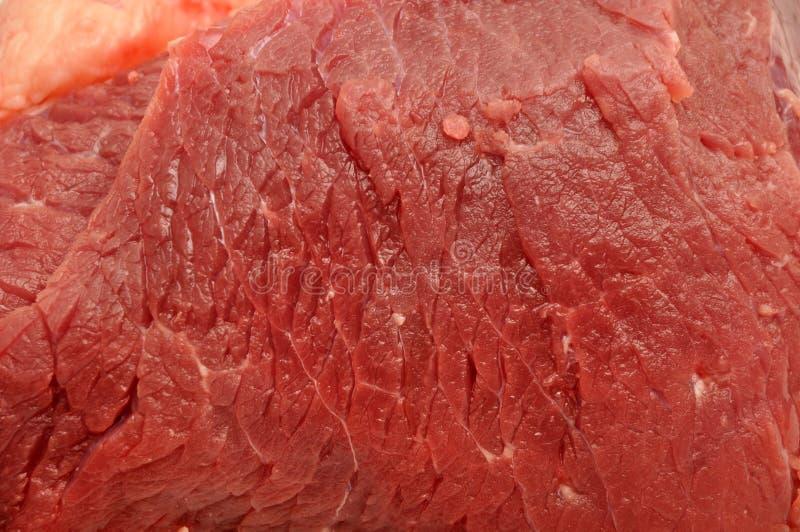 Rohes Fleisch lizenzfreie stockbilder