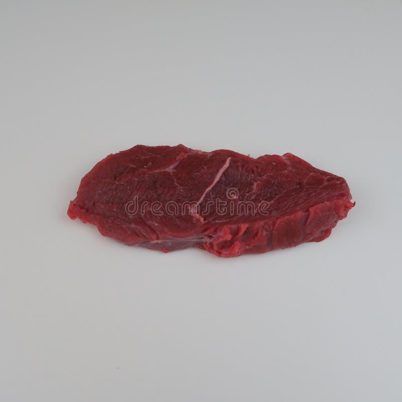 Download Rohes frisches Rindfleisch stockfoto. Bild von vorstand - 90234654
