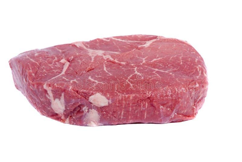 Rohes Steak stockfotos