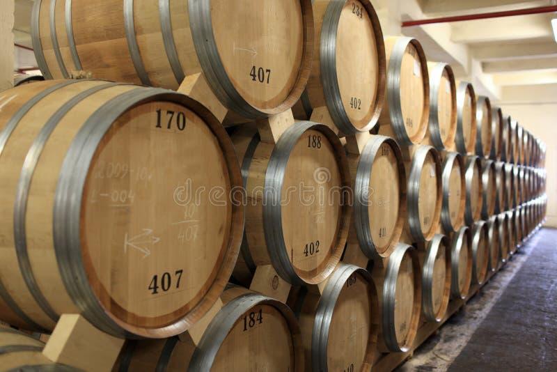 Rohre Weinbrand lizenzfreies stockfoto