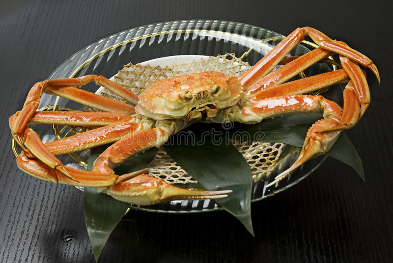 roi de crabe photos libres de droits