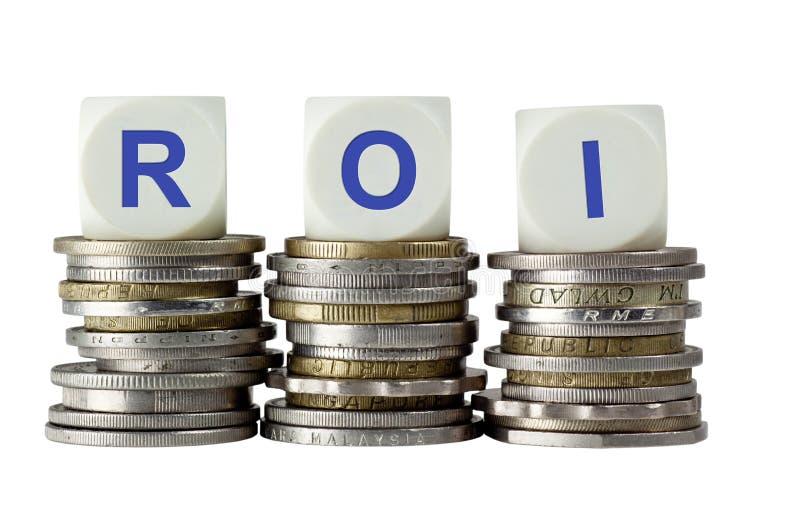 Download ROI - Retour Sur L'investissement Photo stock - Image du devise, renvoi: 45363914