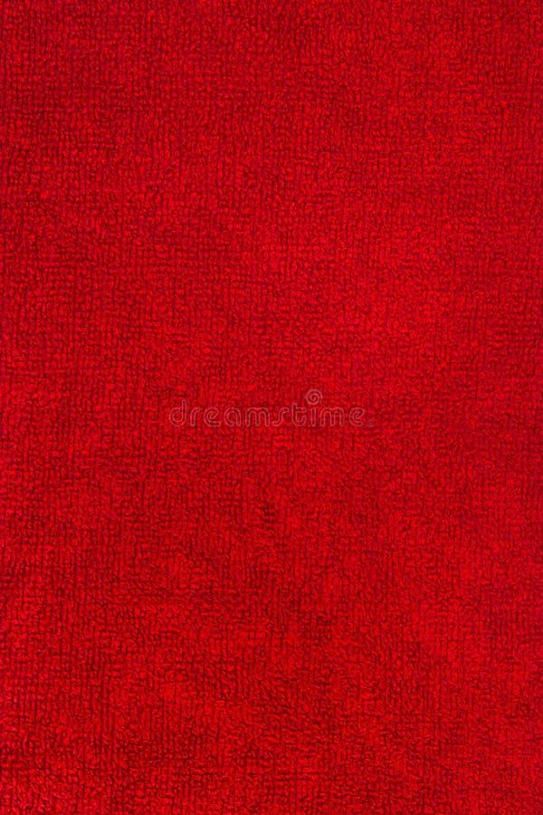 Rojo abstracto del resplandor del diseñador del fondo fotografía de archivo